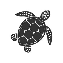 Sea Turtle Icon
