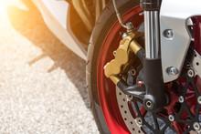 Motorcycle Brake And Abs Senso...