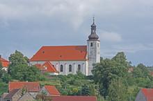 Kościół Na Wzniesieniu.