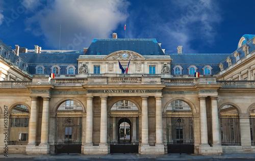 Papiers peints Con. ancienne The Conseil d Etat (Council of State) , Paris, France.