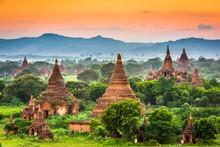 Bagan, Myanmar Ancient Temples