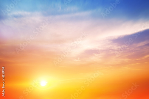 The Blur Pastels Grant Sunset Background On Soft Nature Sunrise Peaceful Morning Beach Outdoor Heavenly