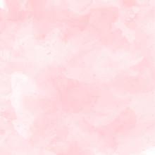 Pink Watercolor Subtle Vector Background