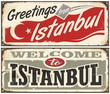 Greetings from Istanbul. Welcome to Istanbul.
