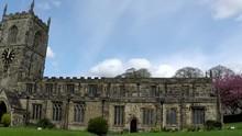 Holy Trinity Church Is In High Street, Skipton, North Yorkshire, England