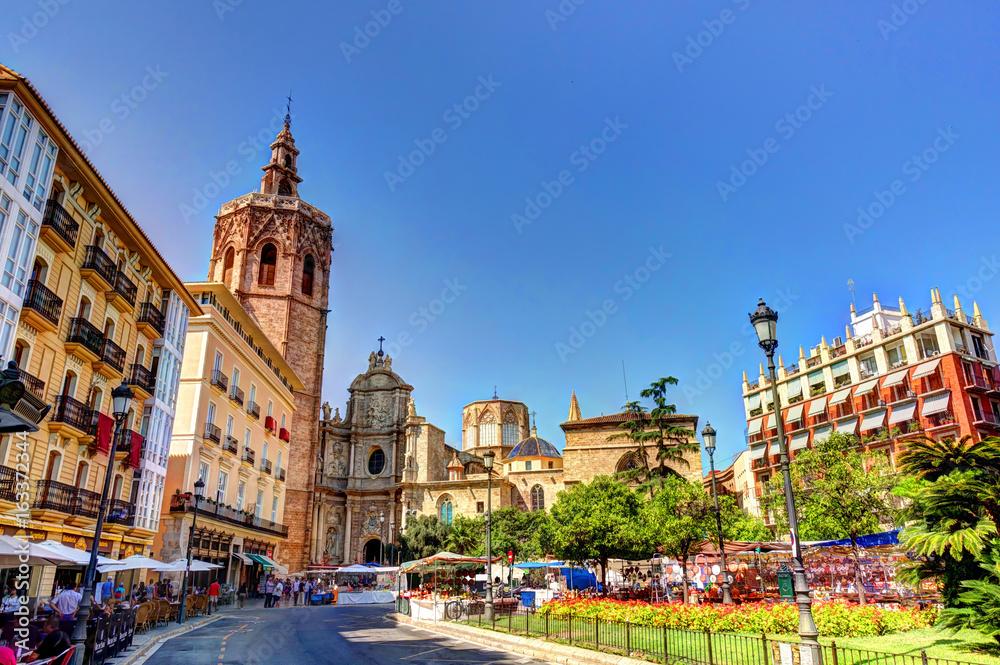 Fototapety, obrazy: Valencia, Spain