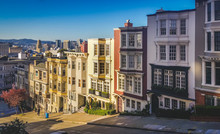 San Francisco Row Homes