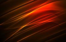 Vector Polar Lights Concept Background