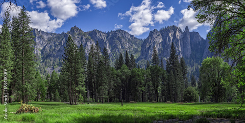 Photo  Yosemite Valley, Yosemite National Park, California, USA