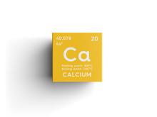 Calcium. Alkaline Earth Metals...