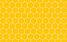 Honeycomb Seamless Pattern. Ge...