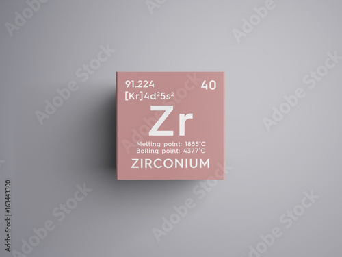 Zirconium Tablou Canvas