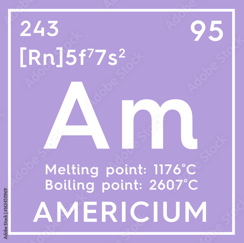 Americium Wallpaper Mural