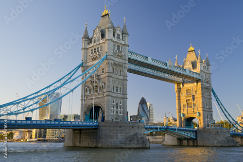 Fotobehang London Tower Bridge, London, England, United Kingdom, Europe