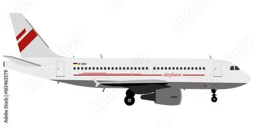 Tela Flugzeug