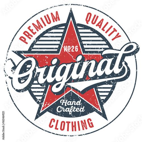 Photo Premium Quality Clothing - T-Shirt Design