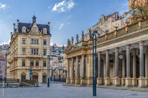 Fototapeta  Mill Colonnade, Karlovy Vary