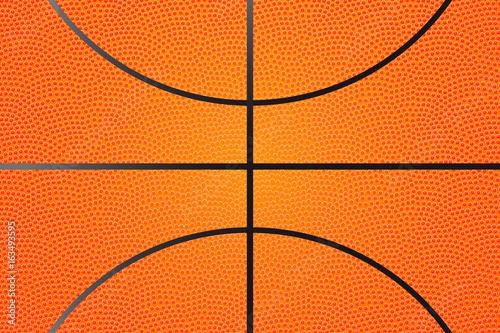 Valokuva  Basketball ball vector background.