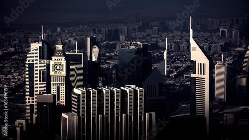 Photo  Dubai city