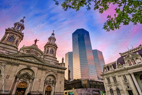 Photo  Plaza de Armas, Santiago de Chile, Chile