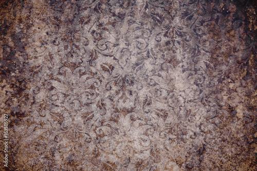 Foto-Lamellen (Lamellen ohne Schiene) - Texturen Hintergrund Retro vintage shabby chic (von Kunstzeug)