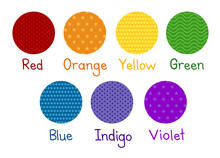 Teaching Materials Colors Comb...