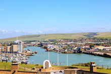 View Across Newhaven Harbour F...