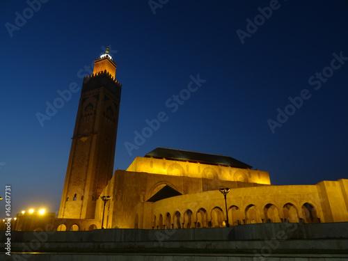 Foto  Hassan II mosque, Casablanca