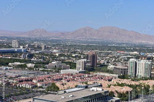 Obraz na dibondzie (fotoboard) Las Vegas Nevada Skyline