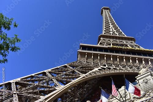 фотография  Las Vegas, Nevada - USA - June 05,2017 - View of the Eiffel Tower