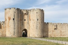 Historic Towers And Rampar...