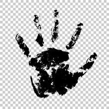 Handprint Hand Palm