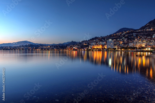 Fotografia Montreux, Switzerland