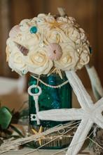 Beach Themed Ocean Wedding Rec...
