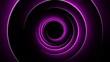 Magenta Twirl Seamless Loop 4k
