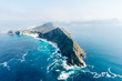 canvas print picture - Cape Point and Cape of good hope (South Africa)