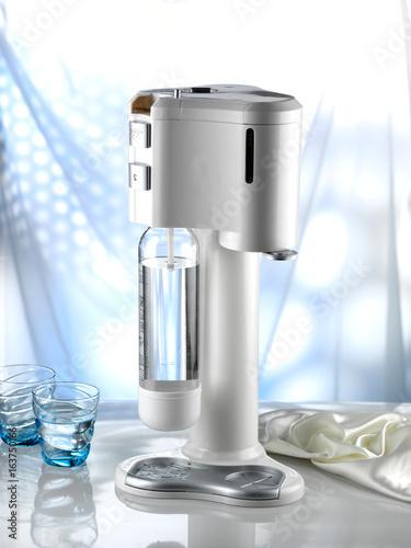 sparkling water maker