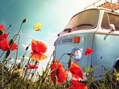 VW Bus Vintage