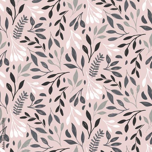 kwiatowy-wzor-lisci-naturalny-wektor-wzor