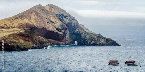 Staande foto Oceanië Ponta de São Lourenço (Madeira)