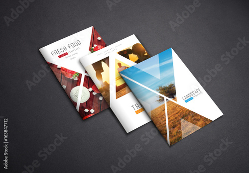 Fitness And Nutrition Flyer Layout Set 4 Buy This Stock Template