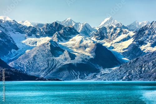Valokuva  Glacier Bay cruise - Alaska nature landscape