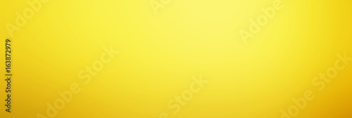 Photo Abstract yellow  background with gradient, blur texture with copy space, poster for your design