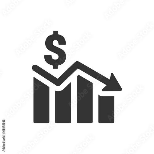 Photo  Financial Crisis Icon