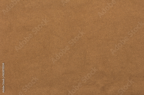 Brown suede texture./Brown suede texture