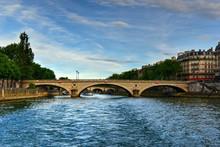 Pont Louis-Philippe - Paris, F...