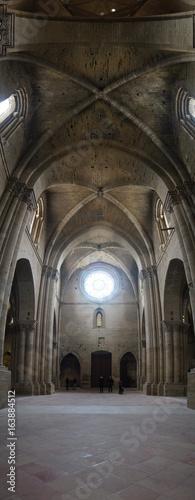 Obraz na plátně Seu Vella de Lleida