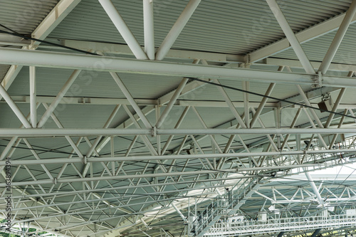 Foto op Aluminium Stadion Stadiondach