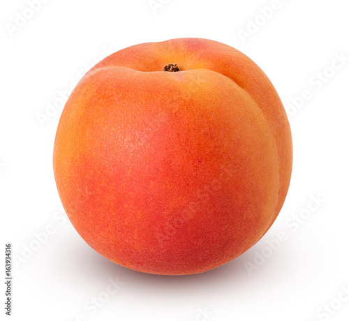 Photo Fresh ripe apricot