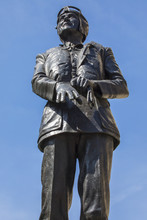 Sir Keith Park Statue In London